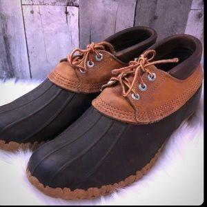 Vintage Bean boots by L.L. Bean size 10